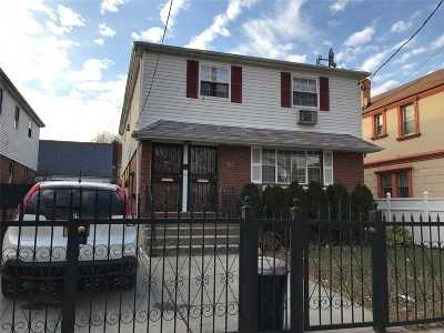 Fresh Meadows Multi Family Home For Sale: 72-14 160 St