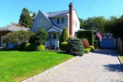 Merrick Single Family Home For Sale: 14 Hendrickson Ave