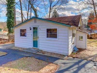 Ronkonkoma Single Family Home For Sale: 194 Sioux St