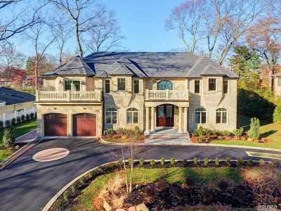 Roslyn Heights Single Family Home For Sale: 28 Hemlock Ln