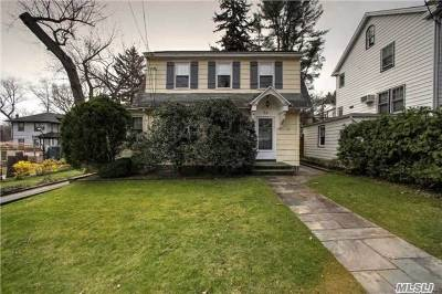 Douglaston Single Family Home For Sale: 240-34 38th Dr