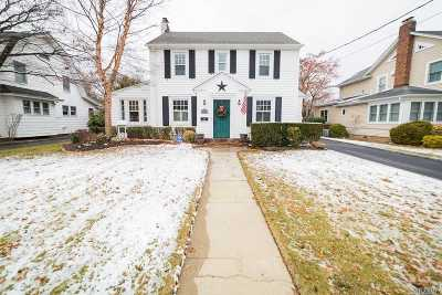 Rockville Centre Single Family Home For Sale: 66 S Forest Ave