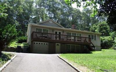 Smithtown Single Family Home For Sale: 23 Mill Dam Rd