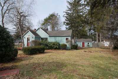 Huntington Single Family Home For Sale: 296 Depot Rd
