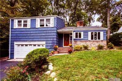 Huntington Single Family Home For Sale: 103 Abbott Dr