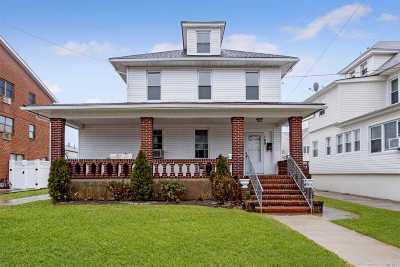 Rockaway Park Multi Family Home For Sale: 169 Beach 124th St
