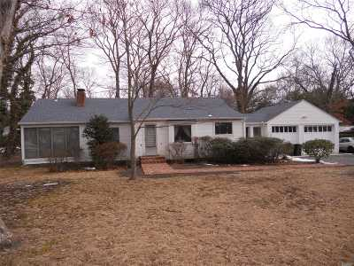 Miller Place Rental For Rent: 293 Pipe Stave Hollo Rd