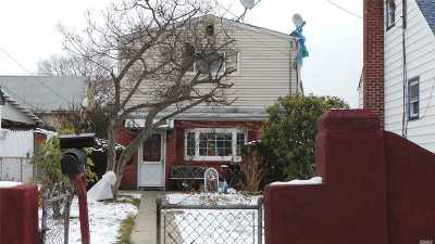 Copiague Single Family Home For Sale: 170 Cabota Ave