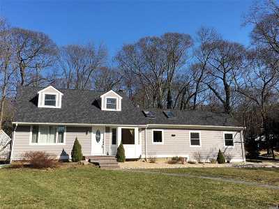 Stony Brook Single Family Home For Sale: 1 Elm Ln