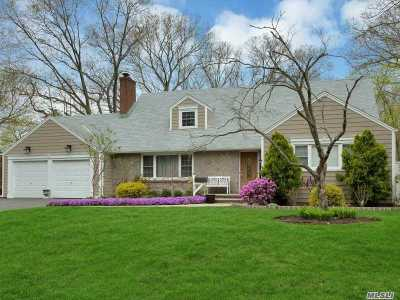 Syosset Single Family Home For Sale: 36 School House Ln