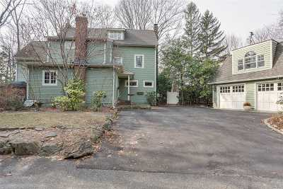 Port Washington Single Family Home For Sale: 9 Shoreview Rd