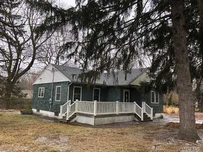 Miller Place Single Family Home For Sale: 134 Tyler Ave