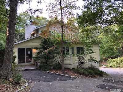 Sag Harbor Single Family Home For Sale: 83 Northside Dr