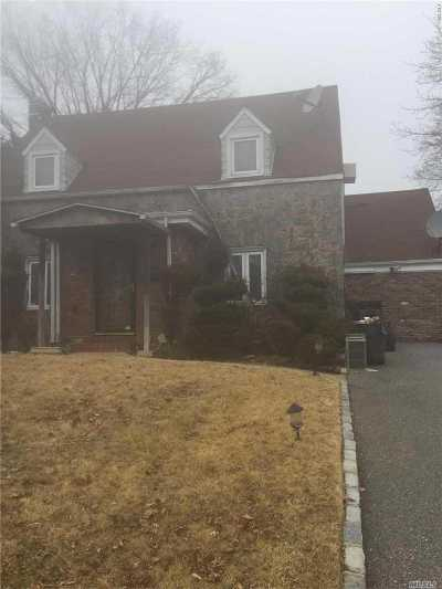 Roslyn Heights Single Family Home For Sale: 222 Parkside Dr