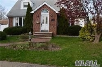 East Meadow Single Family Home For Sale: 2732 Concord Dr