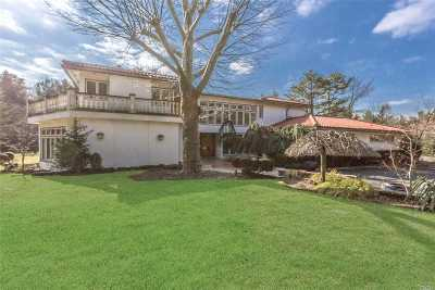 Old Westbury Single Family Home For Sale: 1 Prince Path