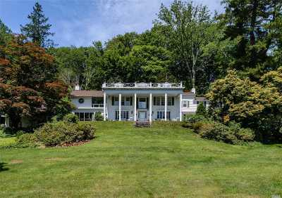 Locust Valley Single Family Home For Sale: 450 Oyster Bay Rd