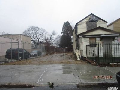 Queens County Residential Lots & Land For Sale: 159-25 Rockaway Blvd