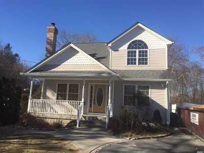 Farmingville Single Family Home For Sale: 108 Berkshire Dr