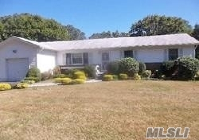 Bay Shore Single Family Home For Sale: 1174 Nugent Ave