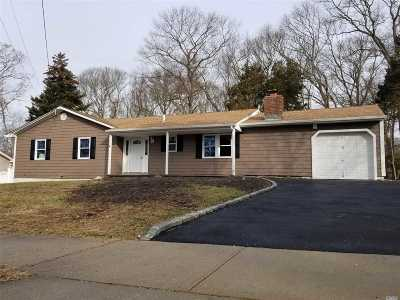 Rocky Point Single Family Home For Sale: 5 Arthur Ct
