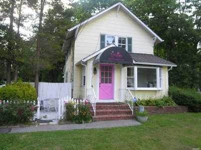 St. James Rental For Rent: 415b North Country Rd