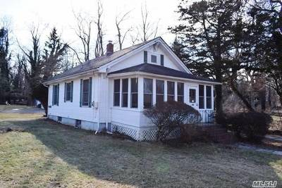 St. James Single Family Home For Sale: 533 Moriches Rd