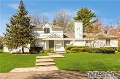 Hewlett Single Family Home For Sale: 162 Schenck Cir