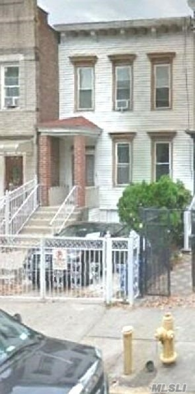 Multi Family Home For Sale: 32-21 98th St