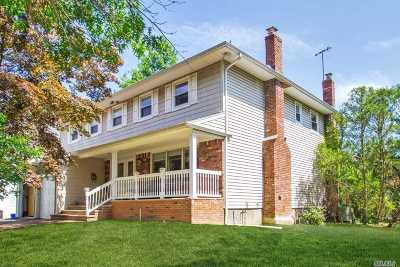 Woodmere Single Family Home For Sale: 4 N Valley Ln