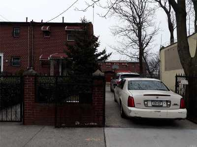 Brooklyn Single Family Home For Sale: 855a Mother Gaston Bl