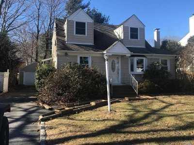 Nesconset Single Family Home For Sale: 40 Roosevelt Ave