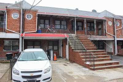Woodhaven Multi Family Home For Sale: 75-30 86 Rd
