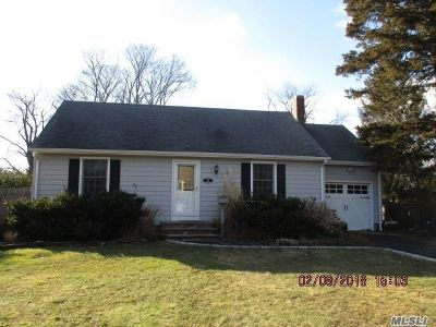 Patchogue Single Family Home For Sale: 228 Grove Ave