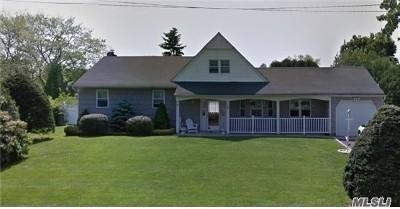 Pt.jefferson Sta Single Family Home For Sale: 16 Evelyn Rd