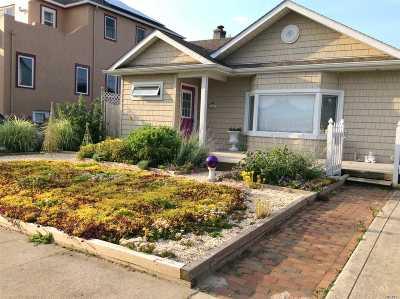 Long Beach NY Single Family Home For Sale: $548,000