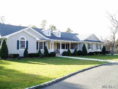 Westhampton Single Family Home For Sale: 43 Seabreeze Ave