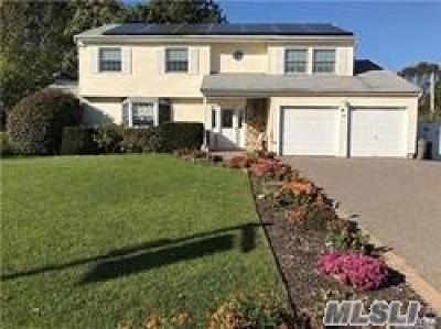 Farmingville Single Family Home For Sale: 44 Arlene St