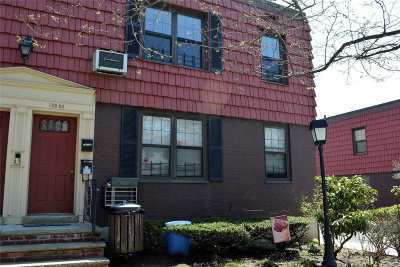 Kew Garden Hills Condo/Townhouse For Sale: 13502 Jewel Ave
