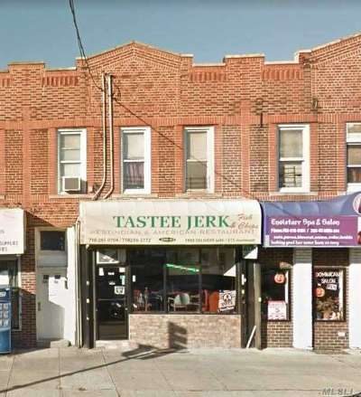 Queens County Commercial For Sale: 200-03 Hollis Ave