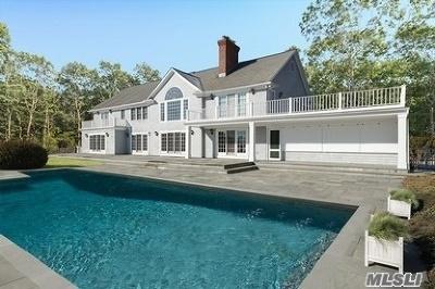 East Hampton Single Family Home For Sale: 70, 72, 74 3 Mile Harbor Dr