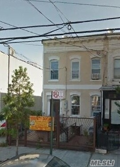 Brooklyn Multi Family Home For Sale: 529 Van Siclen Ave
