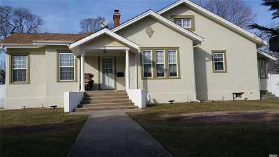 Ronkonkoma Single Family Home For Sale: 47 Lakewood Rd