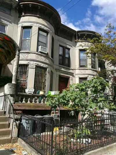 Brooklyn Multi Family Home For Sale: 956 52nd St
