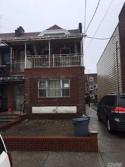 Brooklyn Multi Family Home For Sale: 163 Bay 38 St