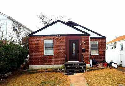 Long Beach NY Single Family Home For Sale: $399,000