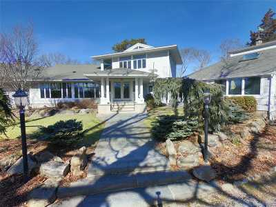 Hampton Bays Single Family Home For Sale: 9 Duckwood Ln
