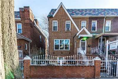 Multi Family Home For Sale: 30-23 84th St