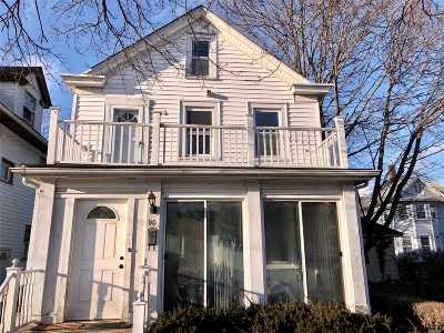 Hicksville Single Family Home For Sale: 90 W Cherry St