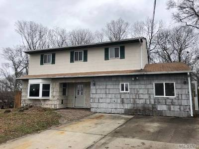 Selden Single Family Home For Sale: 9 Rhodes Ct
